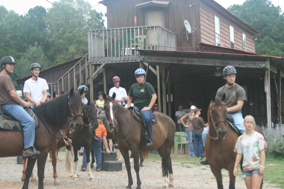 Group Events at Bearfoot Ranch - 4-H, Scouts, Church Groups