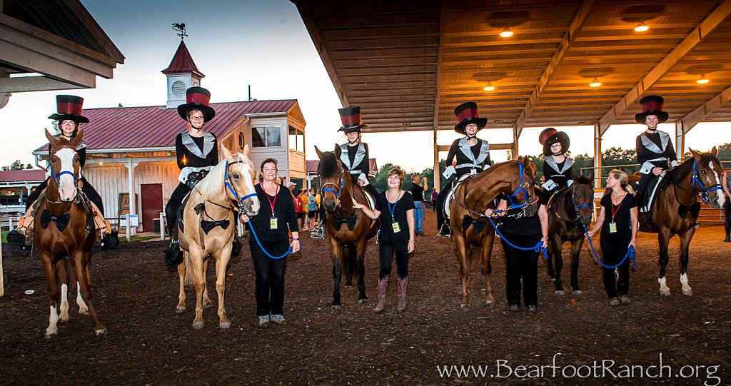 Special Olympics State Horse Show