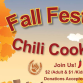 Fall Festival and Chili Cookoff
