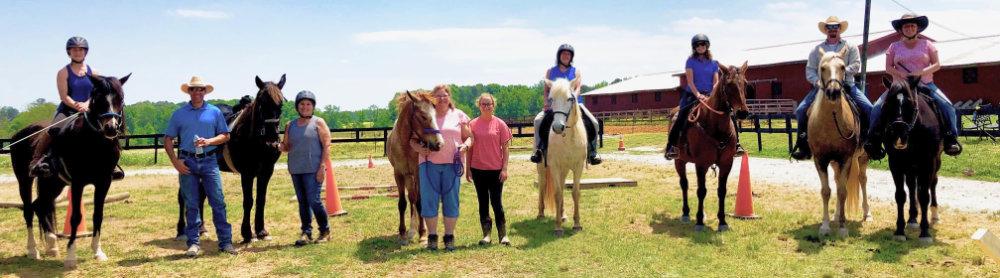 James Cooler Horsemanship at Bearfoot Ranch in Canton, GA