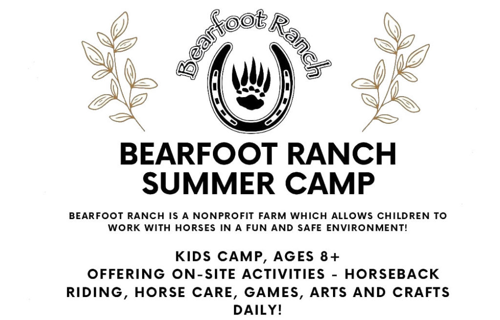 Join Us at Bearfoot Ranch in Canton, Ga for
