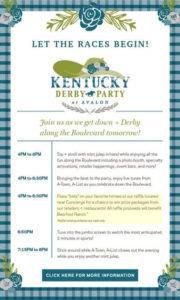 Attend a Kentucky Derby Party and Support Bearfoot Ranch